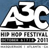 ATL'S A3C HIP HOP FESTIVAL FEATURES INCREDIBLE LINEUP IN 2011
