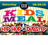 DUB SQUARED presents HIP HOP vs. DUBSTEP: Zydeco FEB 25