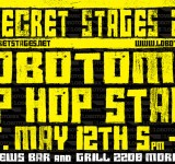 Secret Stages: LOBOTOMIX Hip Hop Stage at Matthew's